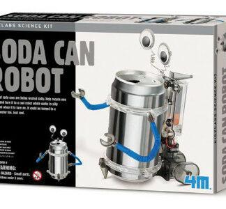 Robot z plechovky