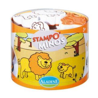 Detské pečiatky StampoMinos - Safari