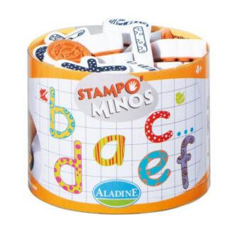 Detské pečiatky StampoMinos - Abeceda malá