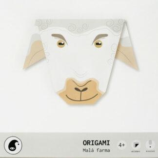 Malá farma – súprava origami