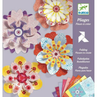 Origami – 3D kvety