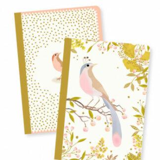 2 malé denníky – Tinou