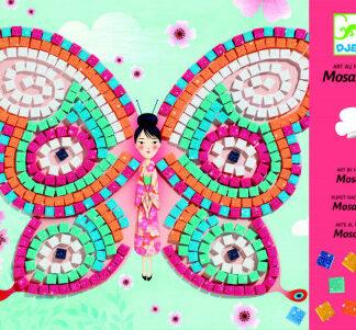 Mozaika – motýle