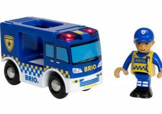 Brio - Policajná dodávka