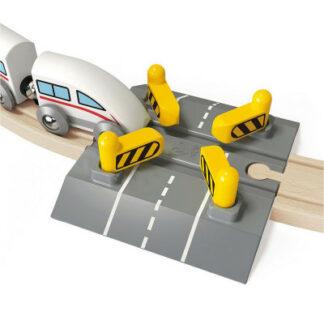 Železničný prejazd automatický