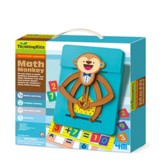 Matematika s opičkou