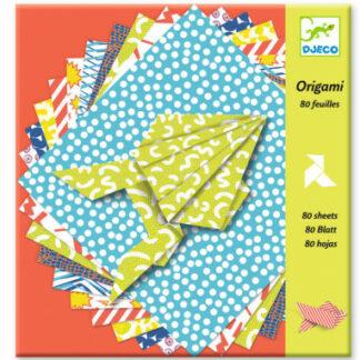 Origami papiere