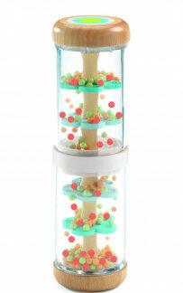Dažďové koráliky – hrkálka