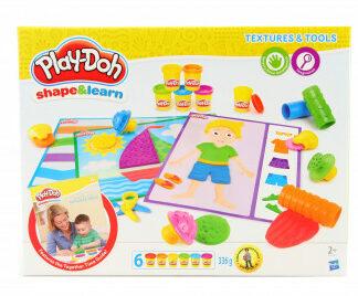 Play-Doh - Textúry & Nástroje