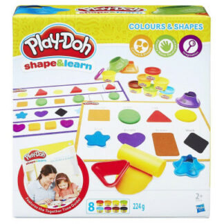 Play-Doh - Farby a tvary