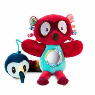Lilliputiens – lemur George – plyšová hračka