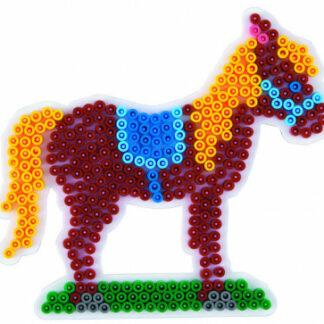 Hama Midi - podložka kôň