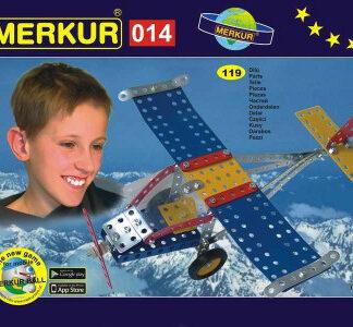 Merkur - Lietadlo - 119 ks
