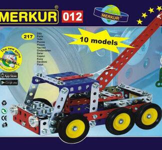 Merkur - Odťahové vozidlo - 217 ks