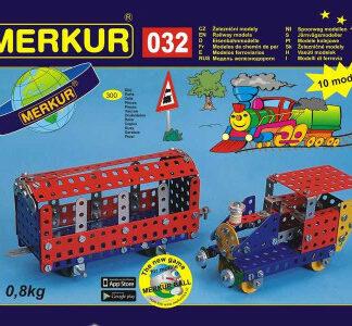 Merkur - Železničné modely - 300 ks
