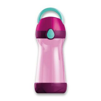 Fľaša na nápoje- Maped Picnic Concept - ružová