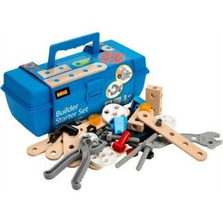 Brio Builder - štartovací set v kufríku 48 ks