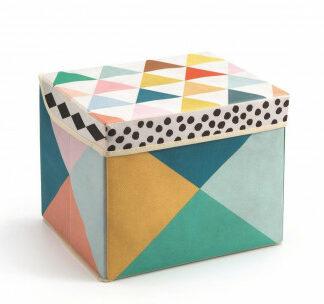 Textilný box na hračky