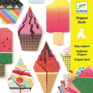 Origami – zmrzliny