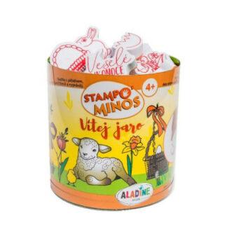 Detské pečiatky StampoMinos - Jar a Veľká Noc