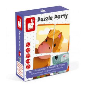 Kartová hra Puzzle party