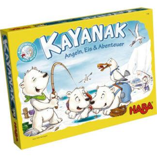 Kayanak- arktické dobrodružstvo