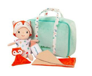 Lilliputiens – Bábika Alex v kufríku