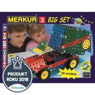 Merkur - Veľký set 3 - 307 ks