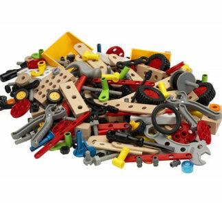 Brio - Builder - stavebný kreatívny set 270 ks