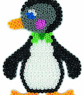 Hama Midi - podložka tučniak