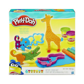 Play-Doh – Mix Zoo