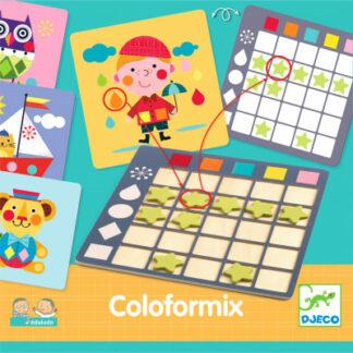 Coloformix – spočítaj tvary a farby
