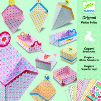 Origami – škatuľky