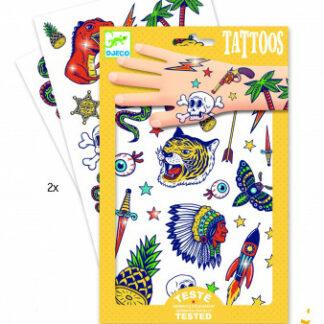 Tetovanie – bang bang