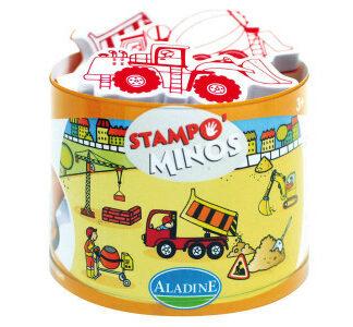 Detské pečiatky StampoMinos
