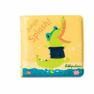 Lilliputiens – krokodíl Anatole – kúzelná knižka do vody