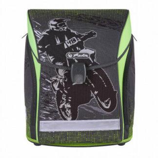 Školská taška Herlitz Midi - Motokros