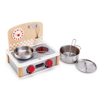 kuchynka s grilom