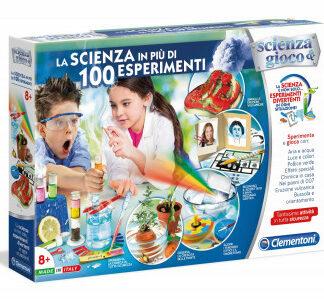 Detské laboratórium – 100 vedeckých experimentov