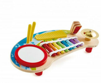 Multifunkčný xylofón s bubienkom
