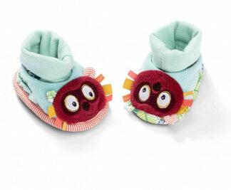 Lilliputiens – Dojčenské topánočky – lemur Georges
