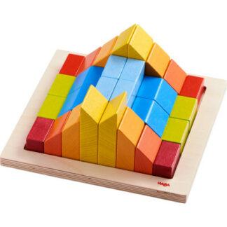 3D kreatívne kocky – 28 ks
