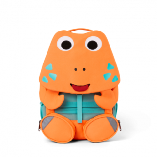 Affenzahn batoh do škôlky – Krab Miles – neón