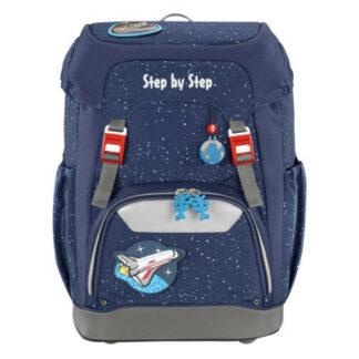 Školský ruksak GRADE Step by Step - Vesmírna raketa