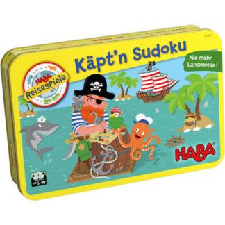 Kapitán Sudoku – magnetická cestovná hra