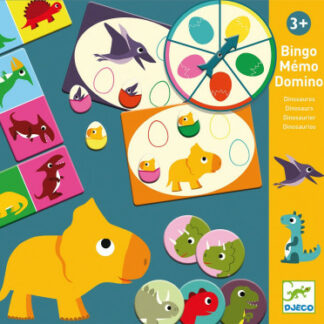 Dinosaurie domino