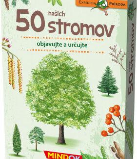 Expedice príroda: 50 našich stromov
