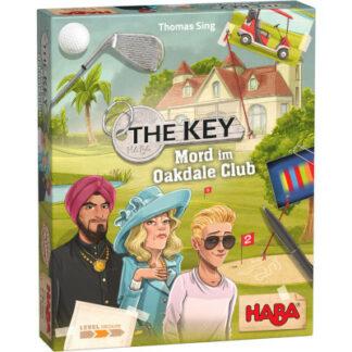 Kľúč – Vražda v Oakdale Club