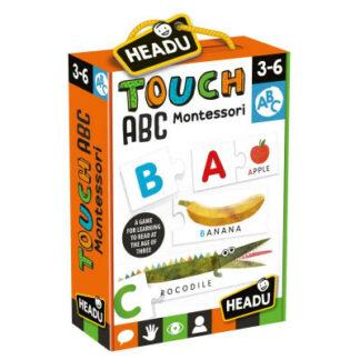 HEADU: Montessori Moja prvá abeceda