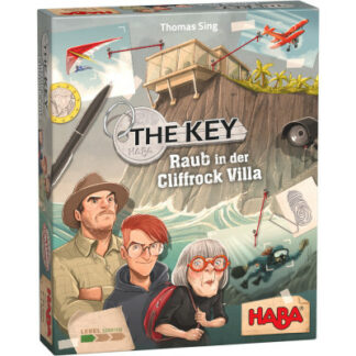 Kľúč – Krádeže vo vile Cliffrock